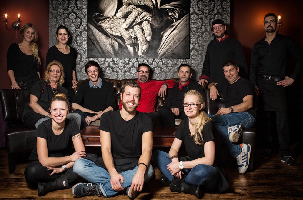 Restaurant 65 Team